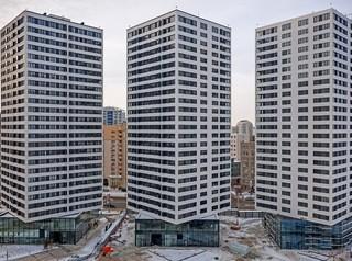 8 новостроек сдано в микрорайонах комплексной застройки Новосибирска в январе – марте