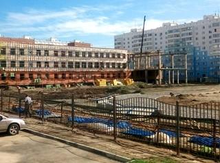 Новая школа в «Чистой Слободе» откроется весной