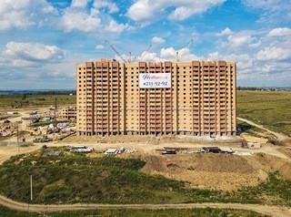 Началось заселение впервом доме большого жилого комплекса вСолнечном