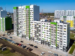 В Барнауле построили в два раза больше жилья, чем в прошлом году