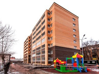 В начале года застройщики Красноярского края сдали 34 тысячи «квадратов» жилья