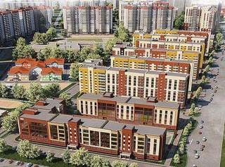 Стартовали продажи в новых домах ЖК «Дружный-3»