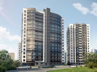 У метро «Заельцовская» строят новый жилой комплекс с экопарком