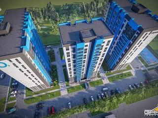 Новый жилой комплекс появится на Павловском тракте рядом с METRO