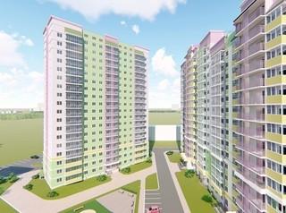 Строительство нового жилого комплекса началось на улице Советской Армии
