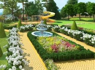 Какие территории будут благоустроены в Назарово в 2018 году