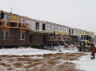 Строительство жилья в Тулуне и Нижнеудинске должны завершить к 15 августа