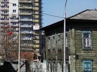 По проекту развития застроенных территорий в Иркутске расселили лишь половину домов