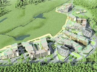 В Барнауле обсуждают возможность застройки Лесного пруда