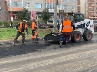 В этом году в Красноярске отремонтируют улицу Павлова
