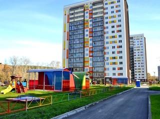 В микрорайоне «Весенний» открылся новый детский сад с сенсорной комнатой