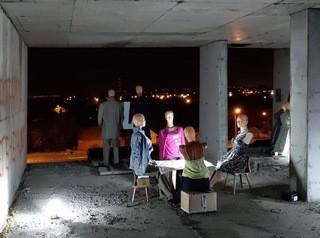 Дольщики дома на Герцена снова привлекли внимание властей к долгострою