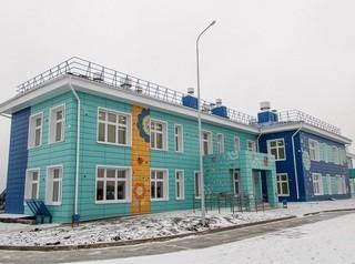 В Иркутском районе завершают строительство детсада на 140 мест