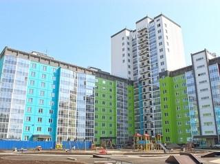 Ключи от квартир в двух новых домах ЖК «Чистая Слобода» собственники получат в декабре