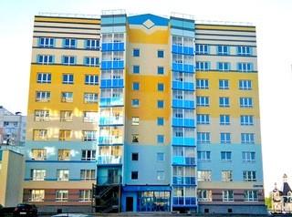 Сдан новый дом в ЖК «Кемерово-Сити»