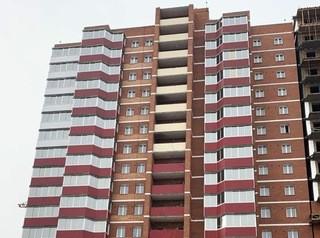 Дольщикам долгостроя в Улан-Удэ передают квартиры в готовом доме