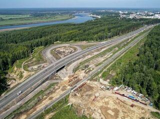 Когда откроется развязка на 76-м километре железной дороги Тайга – Томск?