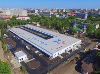 Омский медцентр Минобороны достроят к концу недели