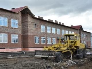 Детский сад в микрорайоне Рябиновка сдадут к новому учебному году