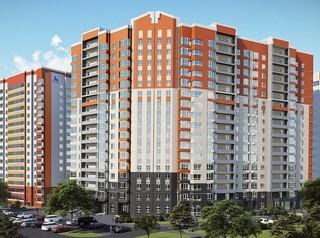 В жилом комплексе «Крылья-2» строят новый дом