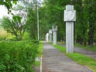 В Шелехове предложили благоустроить два сквера, площадь и бульвар