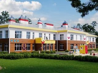 В посёлке Большая Речка Иркутского района началось строительство детского сада