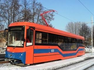 В сентябре в Омск поступят новые низкопольные трамваи