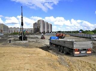 В «Прибрежном» началось строительство детского сада