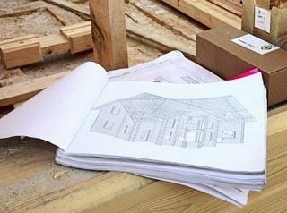 Объемы сданного жилья в Томской области растут за счет частных домов