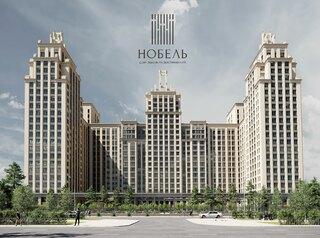 Статусный дом бизнес-класса строится на Красном проспекте