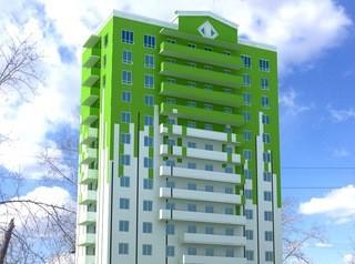 Завершено строительство проблемного дома на бульваре Карла Маркса в Улан-Удэ