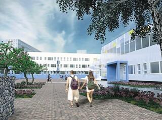 Строительство школ в Солнечном, «Южном Береге» и Академгородке задерживается из-за сложностей с землей