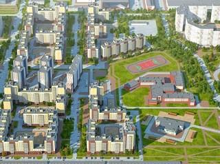 Проект планировки района «Мичуринский» меняют для размещения детского сада и школы