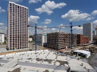 Ввод жилья в 2020 году достигнет уровня 2019 года, прогнозируют в Минстрое