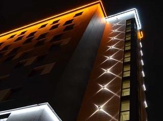 Архитектурную подсветку зданий в центре Томска разработают голландцы