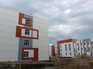 Новая школа в «Родниках» откроется в начале 2022 года
