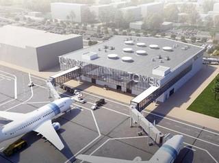 Проект нового терминала томского аэропорта одобрила Главгосэкспертиза