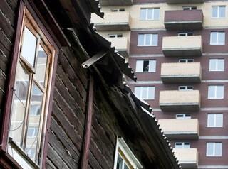 Новые правила переселения из аварийного жилья приняты в первом чтении