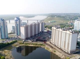 Строительство ЖК «Новая пристань» приостановлено из-за споров за землю