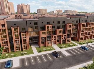 В «Северном парке» строится новый жилой квартал в стилистике конструктивизма