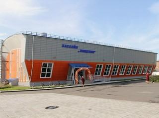 Спорткомплекс «Пищевик» открыт в Мариинске