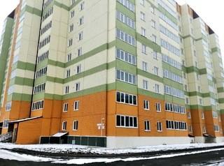 Завершилось строительство жилого комплекса в центре Новоалтайска
