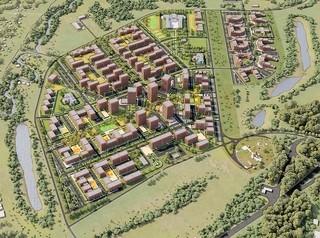 Строительство нового микрорайона возле «Северного парка» начнется в 2021 году