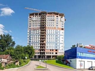 Рядом с долгостроем на Тополевой, 5, построят 25-этажный дом
