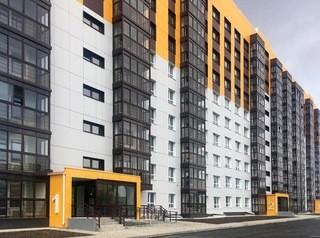 ИСК «Союз» ведет заселение нового дома в ЖК «Времена года» (квартал 2010)