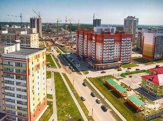 Томские строители построили на треть больше жилья, чем за первые полгода 2017-го