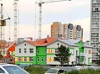 Детский сад в ЖК «Матрешки» построен