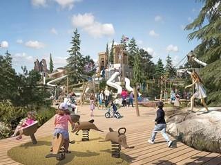 Проект развития Центрального парка разработают российские и британские архитекторы