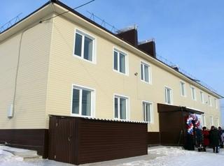 В Бохане к октябрю построят два дома