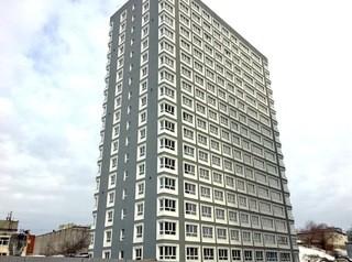 В жилом комплексе «Новый квартал» заселяется первый дом